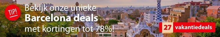 27Vakantiedeals Spanje