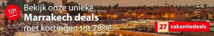 27Vakantiedeals Marokko