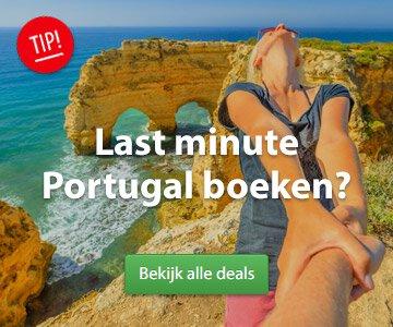 Last minute Portugal