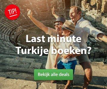 Last minute Turkije