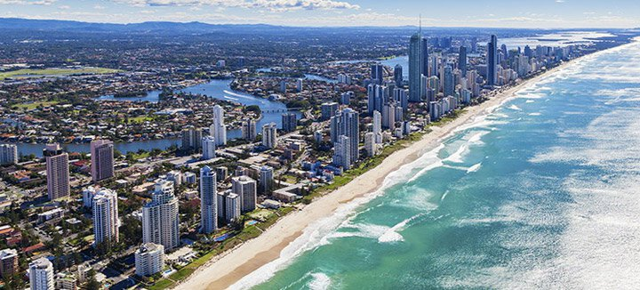 Hotels Australië