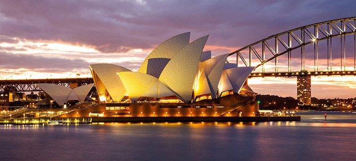 Reisaanbiedingen Australië