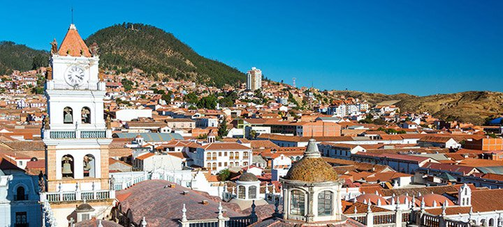 Hotels Bolivia