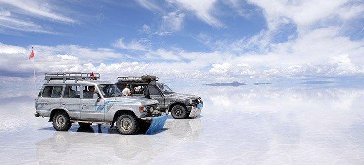 Reisaanbiedingen Bolivia
