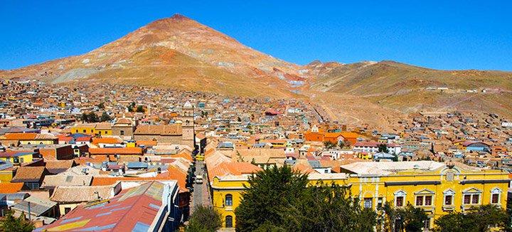 Vliegtickets Bolivia