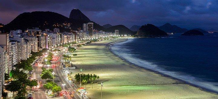 Vliegtickets Brazilië