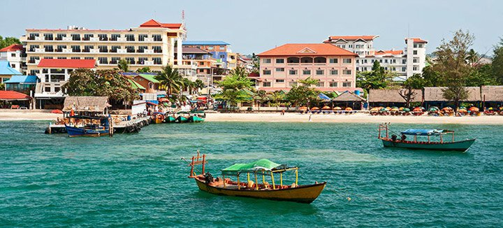 Hotels Cambodja
