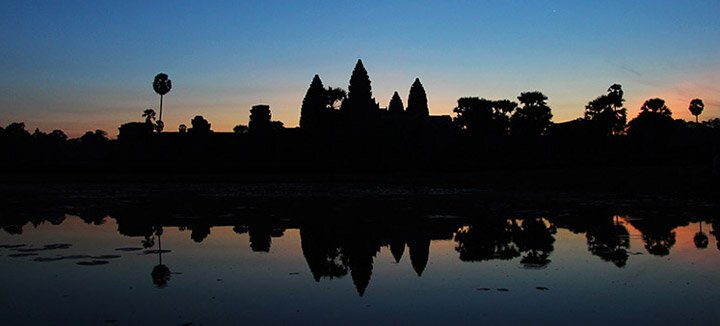 Reisaanbiedingen Cambodja