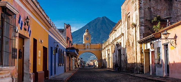 Reisaanbiedingen Guatemala