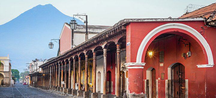 Vliegtickets Guatemala