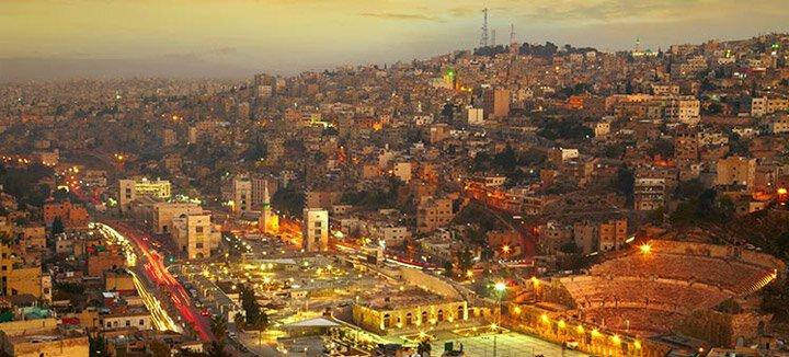 Hotels Jordanië