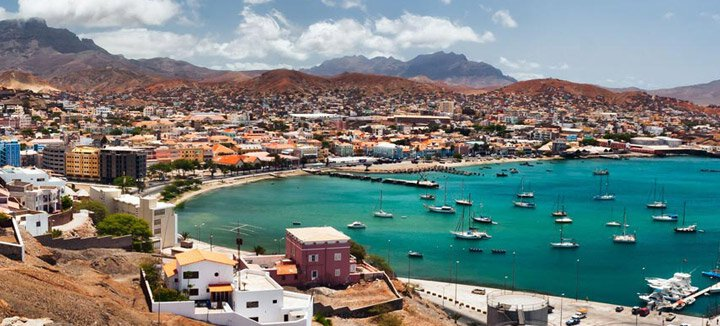 Hotels Kaapverdië