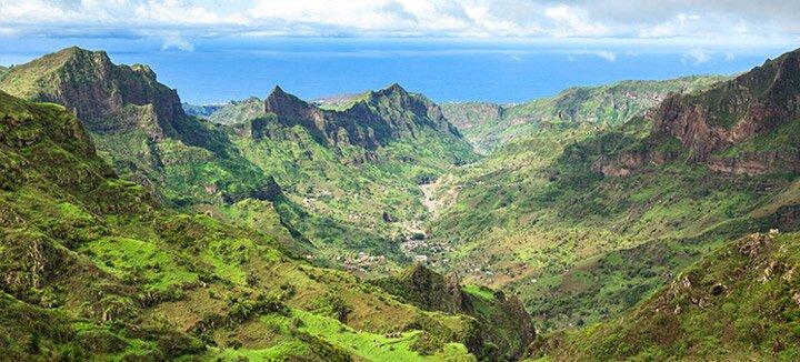 Reisaanbiedingen Kaapverdië