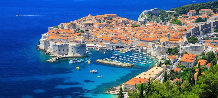 Vliegtickets Kroatië