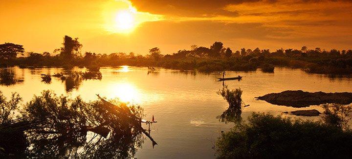 Vliegtickets Laos