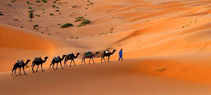 Reisaanbiedingen Marokko