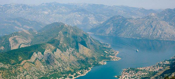 Reisaanbiedingen Montenegro