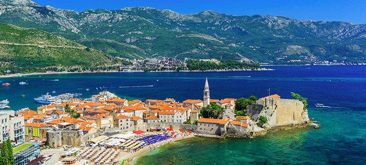 Vliegtickets Montenegro