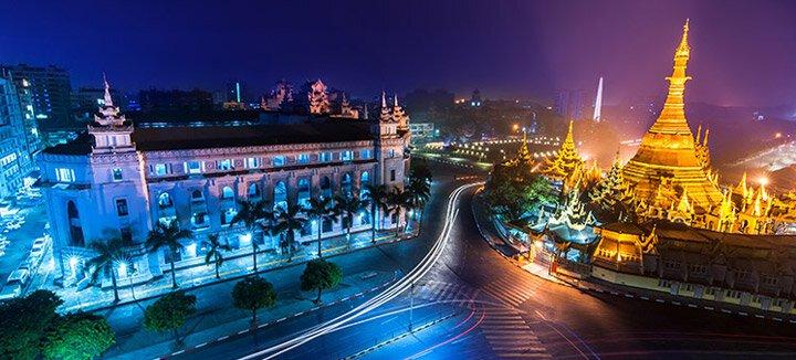 Reisaanbiedingen Myanmar