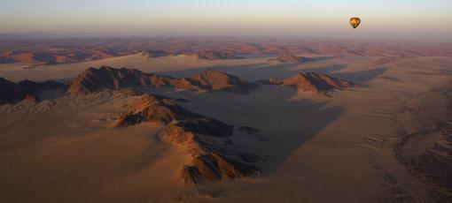 Vliegtickets Namibië