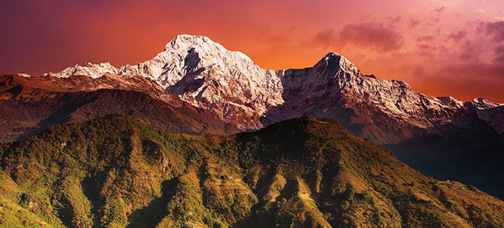 Vliegtickets Nepal