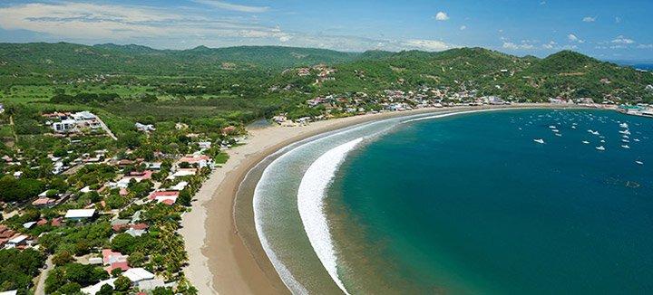 Vliegtickets Nicaragua