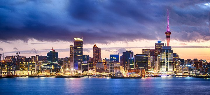 Hotels Nieuw-Zeeland