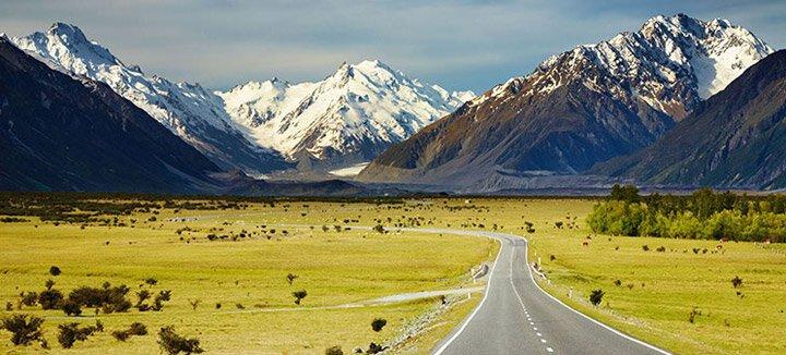 Reisaanbiedingen Nieuw-Zeeland