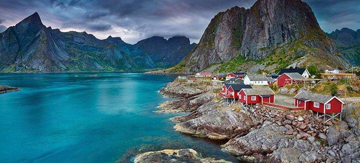 Hotels Noorwegen