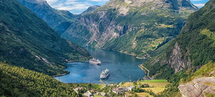 Reisaanbiedingen Noorwegen