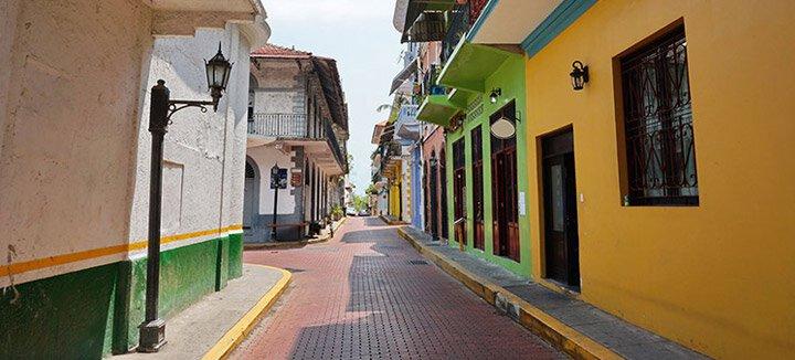 Reisaanbiedingen Panama
