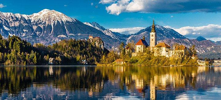 Reisaanbiedingen Slovenië