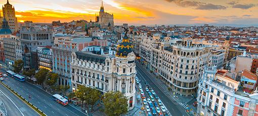 Vliegtickets Spanje bezienswaardigheden