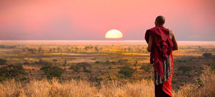 Vliegtickets Tanzania
