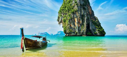 Reisaanbiedingen Thailand