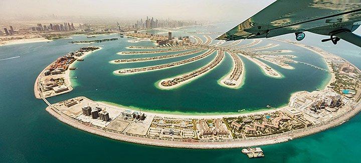 Vliegtickets Verenigde Arabische Emiraten