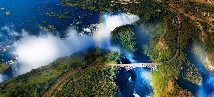 Vliegtickets Zimbabwe
