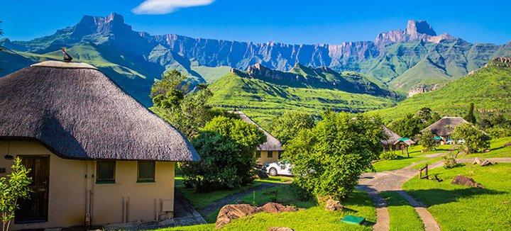 Hotels Zuid-Afrika