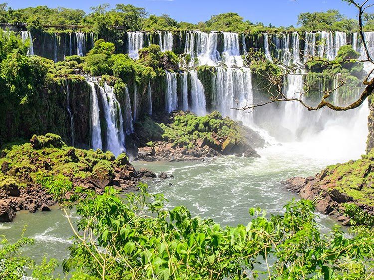 Een rondreis door Nood Argentinië