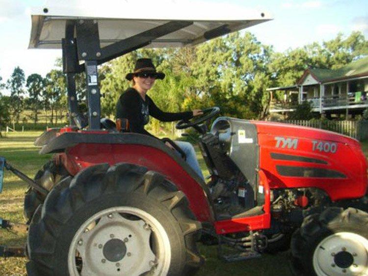 Boerderijwerk Australië