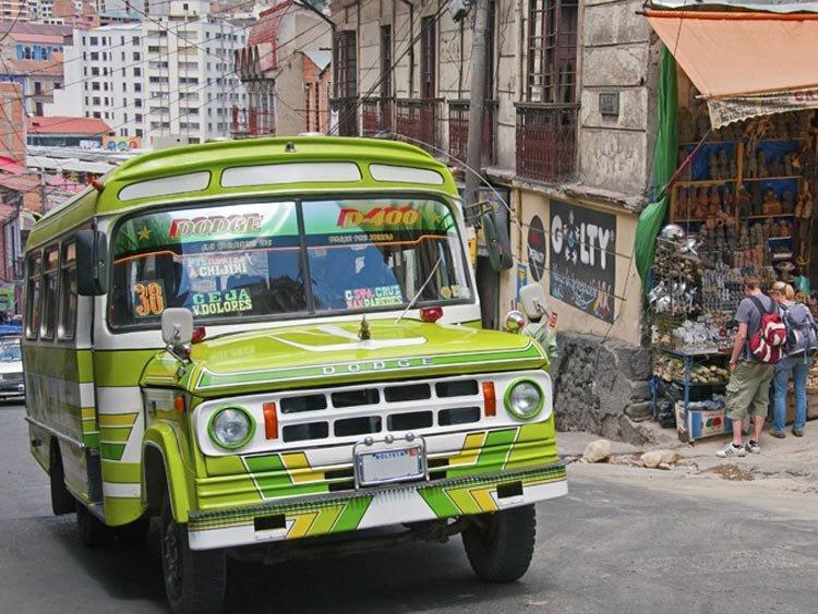 Pioniersreis Bolivia