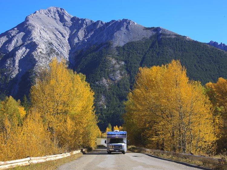 Camperreis Highlights van West-Canada