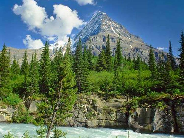 Groepsreis Canada & Rocky Mountains