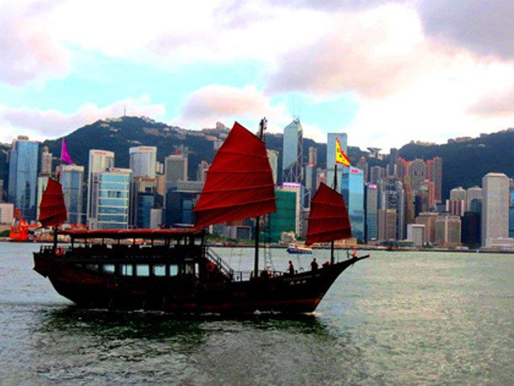 Privéreis Beijing, Shanghai en Hong Kong