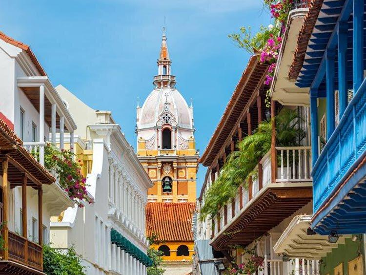 Startpakket Cartagena
