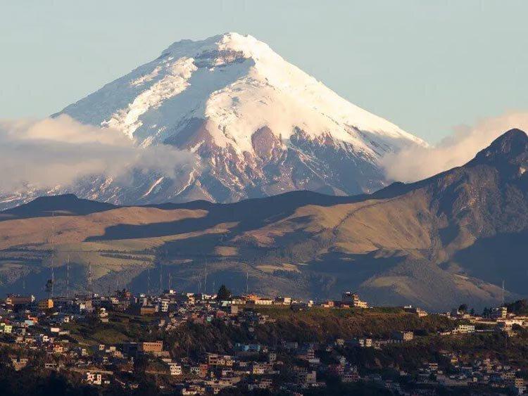 De hoogetpunten van Ecuador
