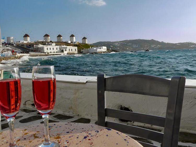 Combinatiereis Mykonos & Santorini