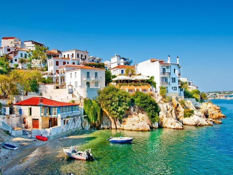 Combinatiereis Skopelos & Skiathos