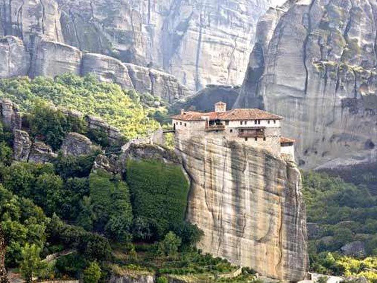 Fly-drive Grand Tour Griekenland