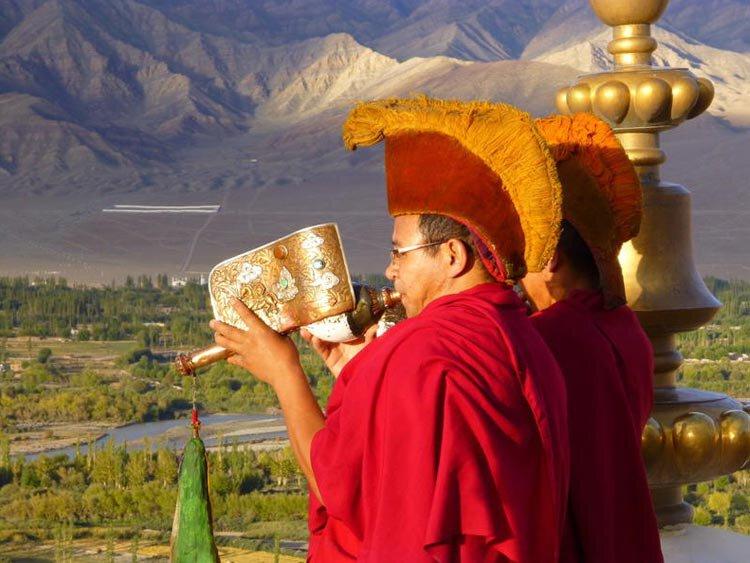 Ladakh – wandelen in klein Tibet